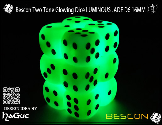 LUMINOUS JADE D6-1