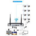 Kit NVR wireless a 8 canali 1080P