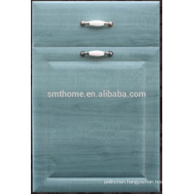 FASHION COLOR PVC FILMED MDF KITCHEN CABINET DOOR