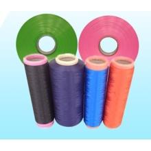 Fil de haute qualité 100% en fil de soie en nylon à base de crochet en textile