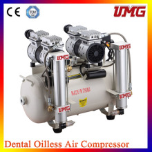 China Marca Ce aprobado Compresor de Aire Dental / Dental Air Compressor Supply
