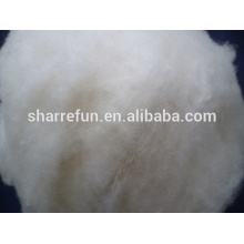 Chinese sheep wool for textile field,Natural white chinese sheep wool for knitting yarn and woven yarn