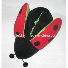 Plush Shoes Stuffed Animals Toy Plush Slippers (TF9722)