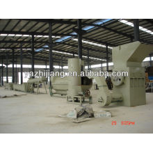 New High quality of PET bottles flakes making machine