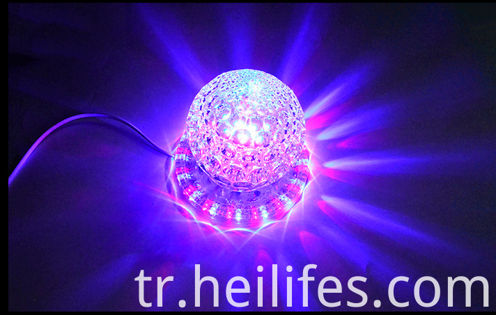 Light Toys for Gift of Crystal ball light