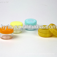 30/50/100/150 ml tarro de plástico cosmético para mascotas