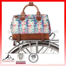 saco da mala de bicicleta, saco de transporte de bicicleta, saco de lona das mulheres-HCT0047