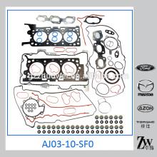 Peças sobressalentes para automóveis Junta do motor AJ03-10-SF0 Para MazdaTribute 2000-2003 anos