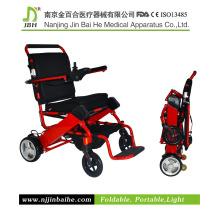 Sehr leichte angetriebene Rollstuhl-Manufaktur