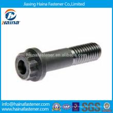 Pernos de brida especiales de acero de alta resistencia de 12 puntos