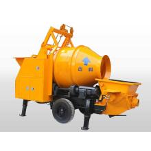 Электрический и дизельный прицеп бетоносмесительный насос
