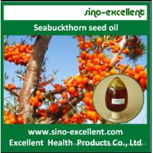 Supply 100% Seabuckthorn Seed Oil