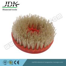 100mm Diamond Round Abrasive Brush/Antique Brush for Stone Processing