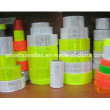 Отражательная лента PVC, лента ткани, технике безопасности жилет лента