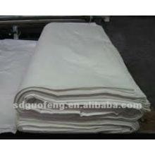 Tissu flammé en coton et spandex, tissage en sergé, tissu lourd avec slub pour pantalons et pantalons, tissu en sergé de coton, 3 spandex 97