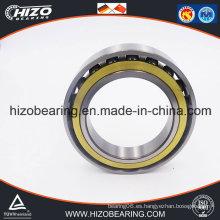 Cojinete de bolas angular del contacto de la sección del rodamiento de la fábrica del cojinete (718 / 500C)