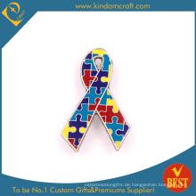 Benutzerdefinierte Geschenk Handtuch Pin Badge für Souvenir aus China