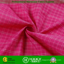 Yarn Dyed with Plaid Nylon Fabric for Men′s Shirt or Lining