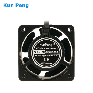 220v 230v 60*60*30 Ac Mini Alloy Fan