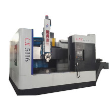 Single column cnc vertical turret lathes for sale