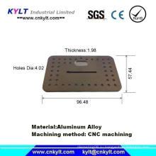 Алюминиевые детали с ЧПУ с CE / RoHS / SGS