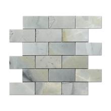 Classical Brick Marble Mosaic Tiles for Bathroom Decoration