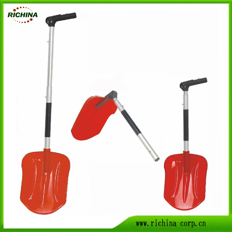 Plastic Folding Snow Shovel