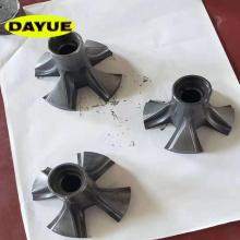 Rotor et stator de pièces de pompe et de valve de carbure de tungstène