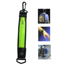 LED Reflective Armbands With Safety Clip (EN13356 Standard) (YLTC005)