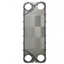 Placa intercambiador de calor agua a agua M20M