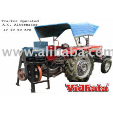 Tractor Operated generator