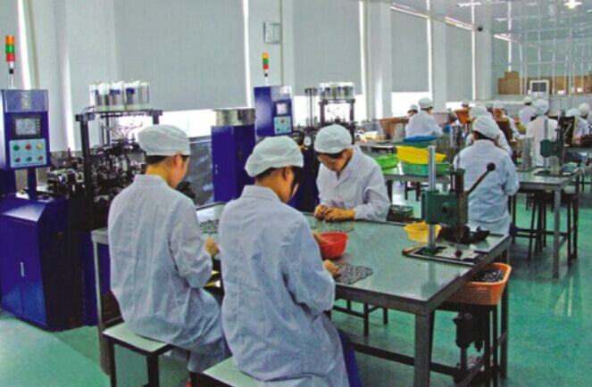 ball bearing factory