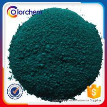 Phthalocyanine Green Pigment Green 7 For Coating