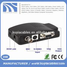 Convertisseur TV / PC BNC to VGA Convertisseur TV / PC