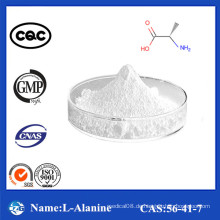 98,5% -101,0% Reinheit Hochwertige Fabrik Preis L-Alanin