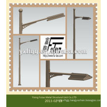 Hot Dip Galvanized Sports stadium Light pole with good quality on market