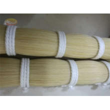 White Stallion Horse Hair of 33 Inches