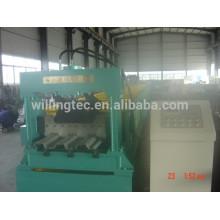 Einfache Bedienung Metall Boden Deck Roll Forming Machine China Factory