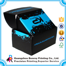 Full color Printing Custom Clothes Corrugated Storage Box Printing