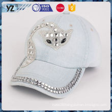 New coming top quality new style custom washed cap wholesale price
