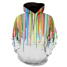 Factory Men Print Cotton Hoodies Moda Fitness Hoody