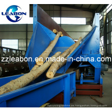 CE Aprobado Debarking Tasa Neto Sobre 95% Maquinaria para la Madera Madera Yard Lb-Z700s Solo Rodillo 10-15 Toneladas / Hora árbol Debarking Machine