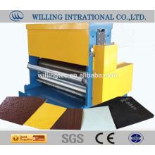 prepaited sheet embossing machine