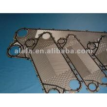 GX26 316L plate heat exchanger plate