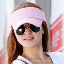 (LV15014) Visor promocional de Sun dos esportes para a menina