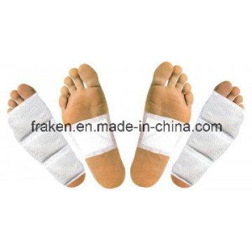 Vernis en bois / bambou à haute qualité Detox Foot Pad / Detox Foot Patch