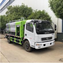 Caminhão a vácuo 4x2 para limpeza de tubos de esgoto púbico