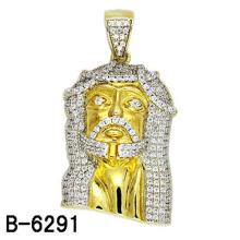 Novo design de alta qualidade jóias pingente de prata esterlina