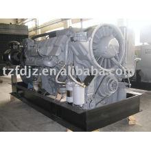 Grupo electrógeno diesel de refrigeración por aire de 100KVA Deutz