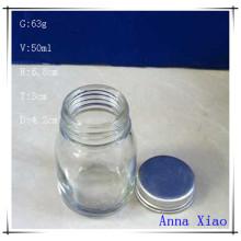 50ml Glass Mini Mason Jars